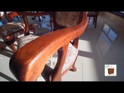 Medina's Furniture Maya Island Air woodwork