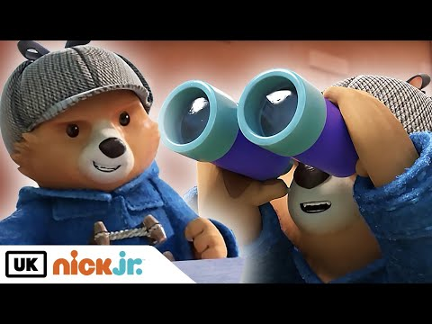 The Adventures of Paddington | Paddington the Detective | Nick Jr. UK