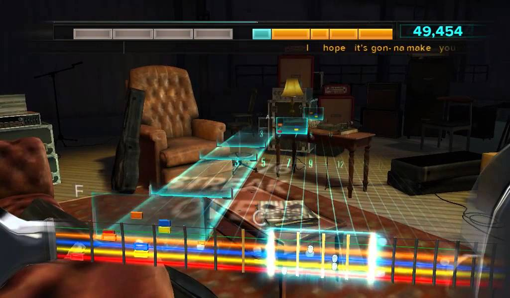 Rocksmith PC Kings of leon - Use somebody CHORDS - YouTube