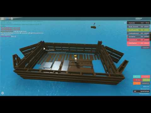 [Roblox] Whatever Floats Your Boat #1 - Sandbox Mode!