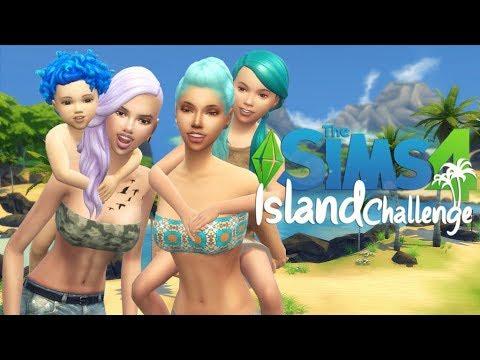 The Sims 4 Island Challenge #17 - Czy Wy jesteście normalni??