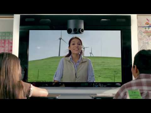 Cisco TelePresence Vision