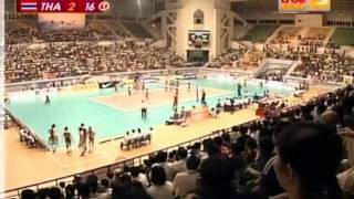 set 4/4 : Thailand Beats China-Final  15th Asian Women