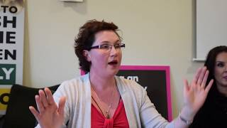Léan Nic Chomhaill, Wexford Cherish all the Children Equally
