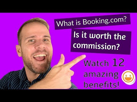 Booking.com: 12 reasons to work with Booking.com (for hoteliers)