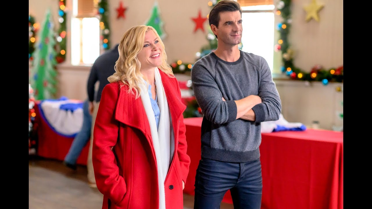 Download Preview - Time for You to Come Home for Christmas starring Alison Sweeney and Lucas Bryant