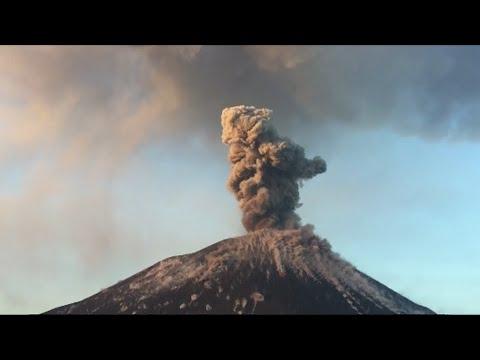 Eruption of Anak Krakatau & Stromboli volcano, Italy Hqdefault