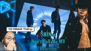 (SHINee'S BACK)REACTION! SHINee 샤이니 'Don't Call …