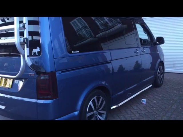 Ghost 2 in brand new Transporter California