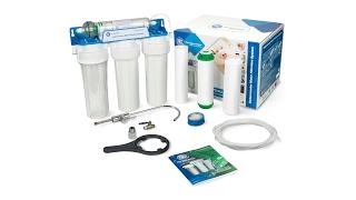 Фильтр Aquafilter FP3-HJ-K1 с капилярной мембраной видео обзор