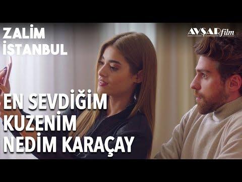 Damla'nın Nedim'e Sosyal Medya Dersi🤳   Zalim İstanbul 19. Bölüm