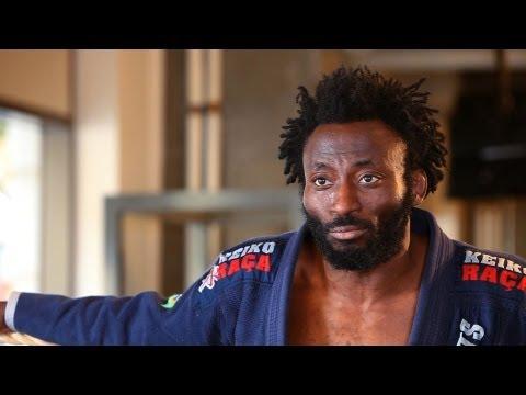 Download Youtube: Brazilian Jiu Jitsu w/ Babs Olusanmokun   Jiu Jitsu