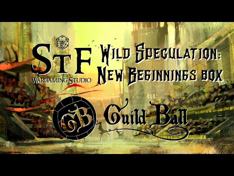 Wild Speculation - New Beginnings Box - Guild Ball