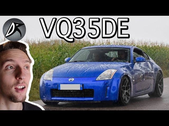 VQ35DE: Everything You Want to Know | Specs and More