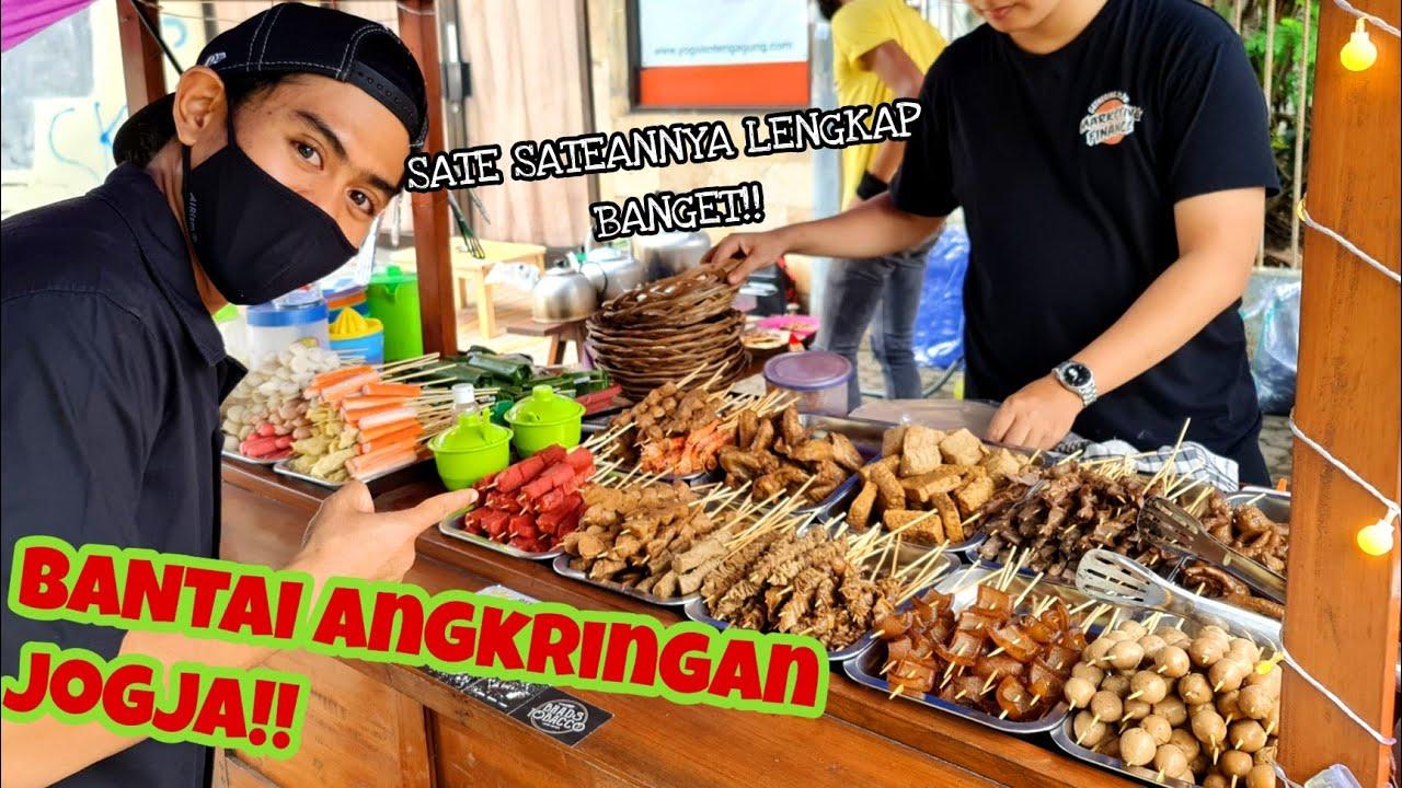GOKIL!! ADA ANGKRINGAN JOGJA SUPER LENGKAP DI JAKARTA!!