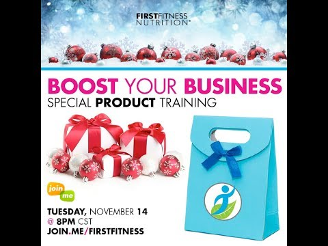 Special Holiday Product Training + 5 Tips to Boost Your Business
