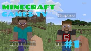 Minecraft: PlayStation®4 Edition Games TV #1