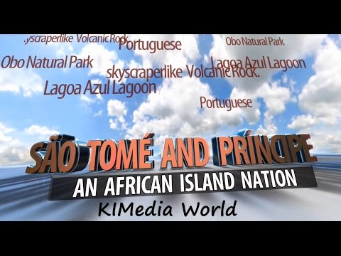 World Travel Market 2016  London São Tomé and Príncipe