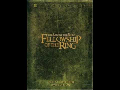 The Lord of the Rings: The Fellowship of the Ring CR - 10. The Passing of the Elves mp3