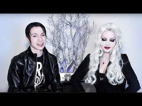 Red Queen Q & A  Band Interview with Elena Vladi & Patrick Crisci