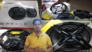 || Sony Speaker || XS-FB693E || Unboxing || Price ||
