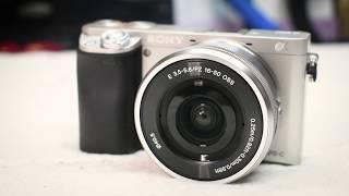 유튜브용 가성비 짱 카메라 소니 A6000 (자동초점 …