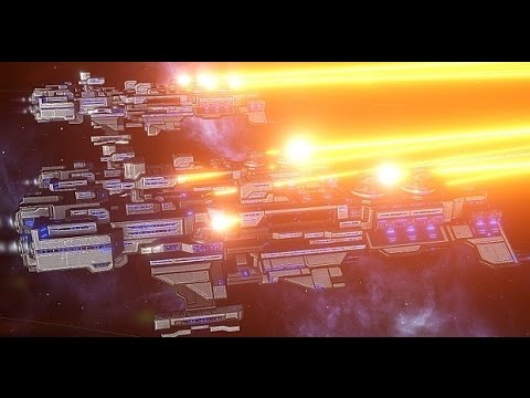 Utopia - Stellaris - Bombing Kushan   - (Part 2)
