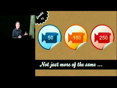 Meaningful Play: Getting Gamification Right - YouTube
