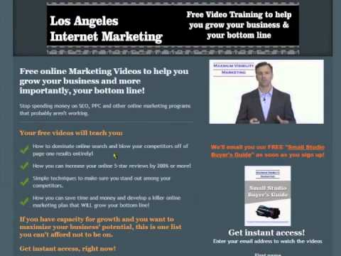 Palm Springs Internet Marketing AWESOME Proof Video Works