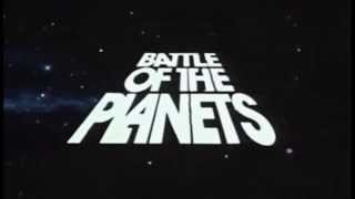 Battle Of The Planets TV theme STEREO