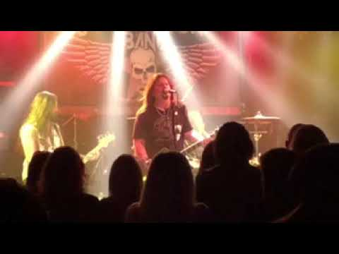 """Jeff Carlson Band  Live at Count's Vamp'd- show opener """"So Long"""" 5/18/2019"""