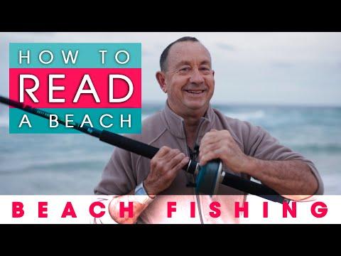Beach Fishing: How To READ A BEACH ( 8 Key Points )