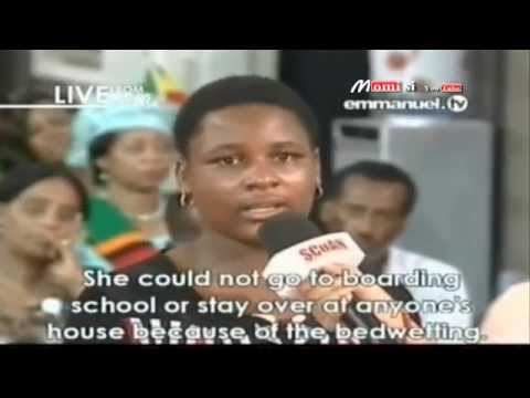 SCOAN 14/06/14: Bed-wetting Solutions? Girl Delivered From Bed-wetting Testimony, Emmanuel TV