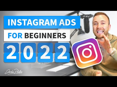 Instagram Ads Tutorial 2021 - How to Create Instagram Ads For Beginners (STEP BY STEP)