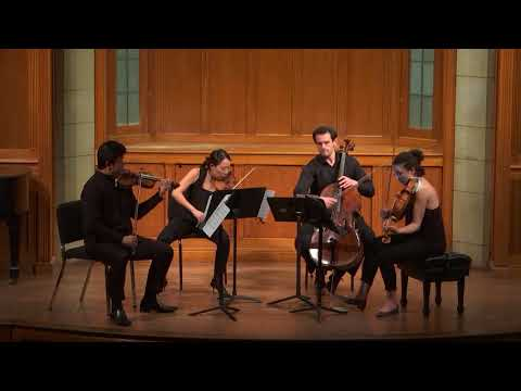 Quartet by Michael Gilbertson (string quartet)