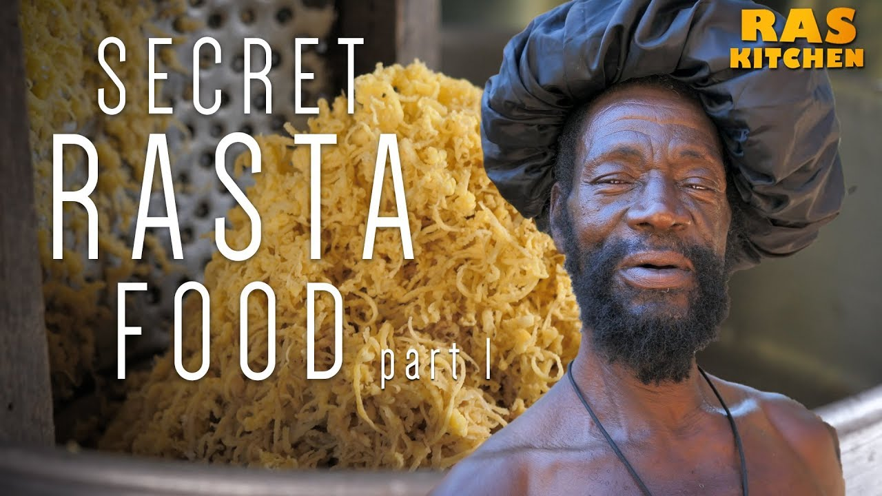 Secret Rasta Food straight from Jamaica! Part 1...the MIX