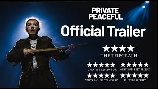 Private Peaceful Official Trailer | Marching To The West End This November! | Garrick Theatre