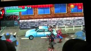 Samsung Omnia HD i8910 Gioco: Spider Man - Toxic City