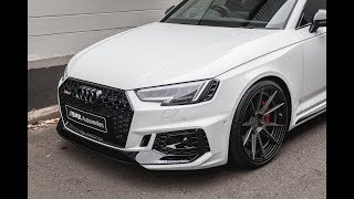 Audi RS4 B9 Avant 2019 Delivery and Modifications!