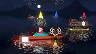 Video 5 .The Christmas card edition of Matt Riley Studio. The Aussie Fishing/waterskiing trip.
