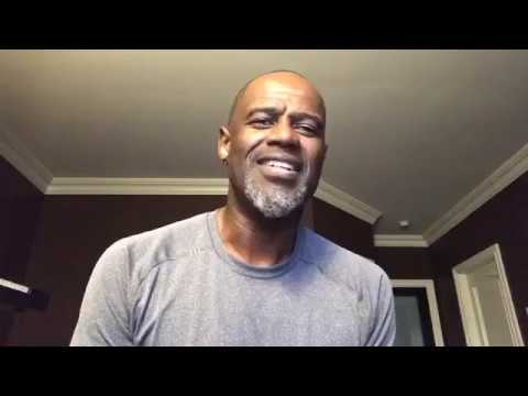 "Brian Mcknight Covers Whitney Houstons ""I Have Nothing"""