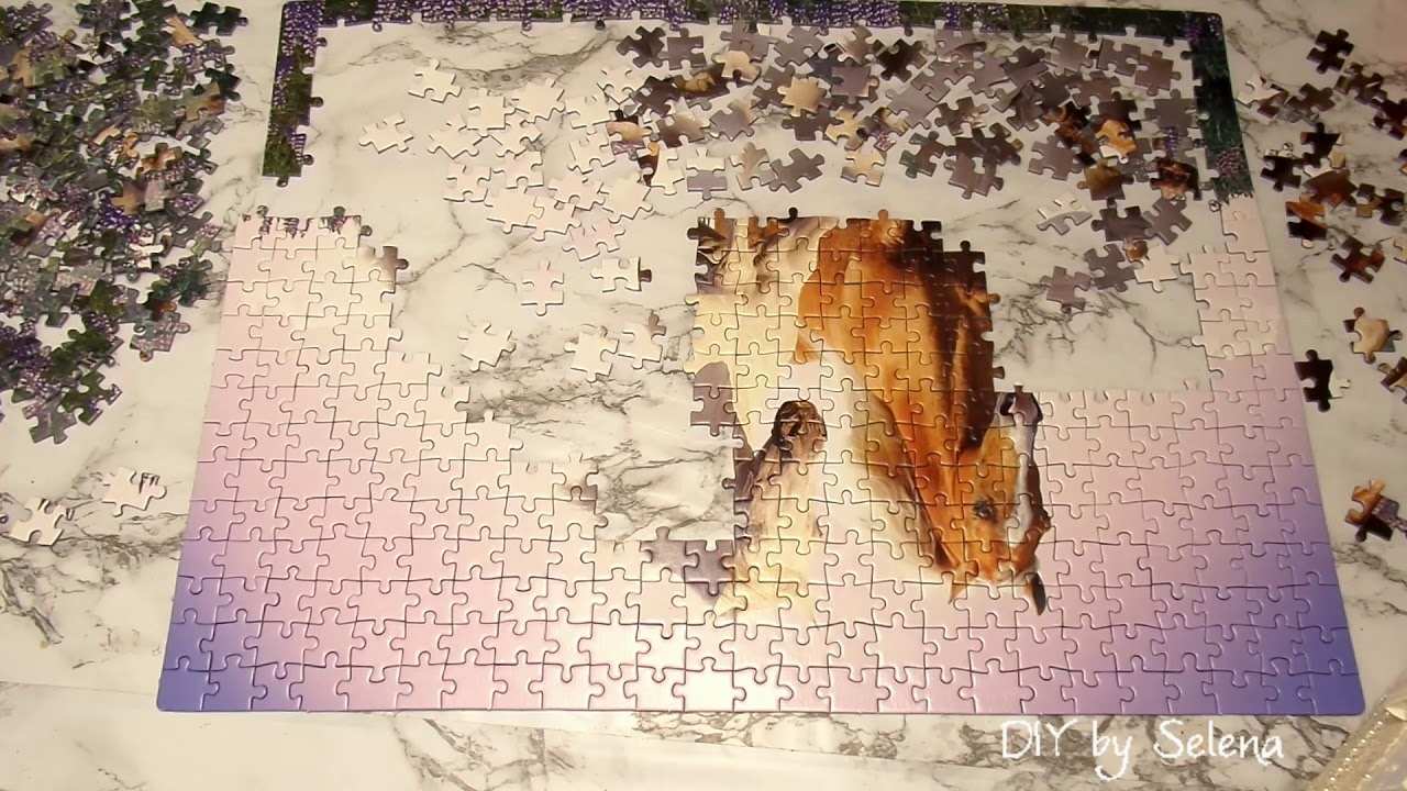 Come Incollare un Puzzle - Tutto in Casa