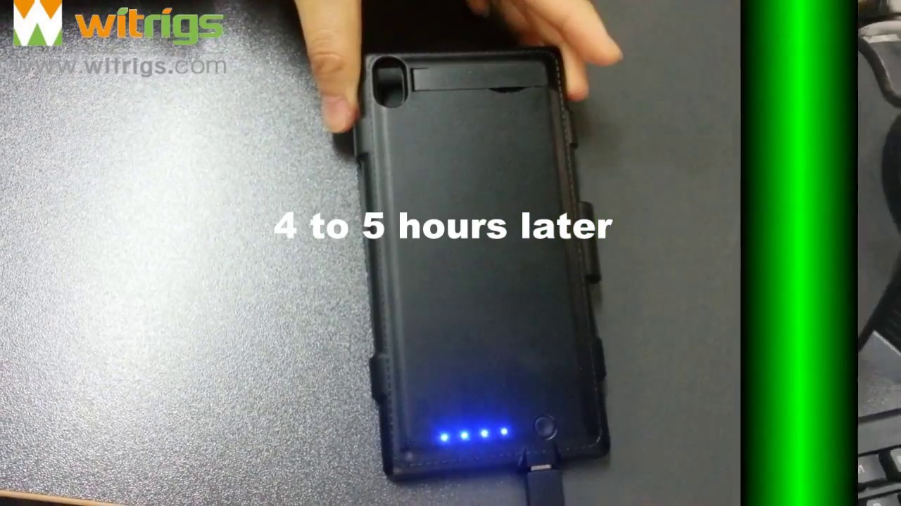 timeless design 3589e ebdf5 Sony Xperia Z1 Battery Case Review