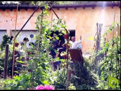 Urban Agriculture Basel - Gemeinschaftsgarten Landhof - Sommerfest 2014