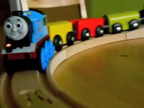 The Toy Train - YouTube