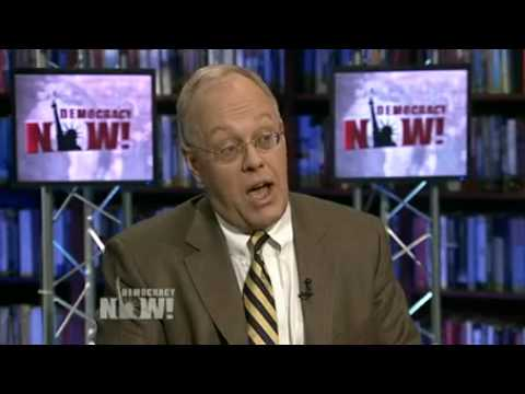 Chris Hedges on 9/11, Touring U.S. Economic Disaster Zones in New Book