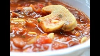 Азиатский суп. Диета.