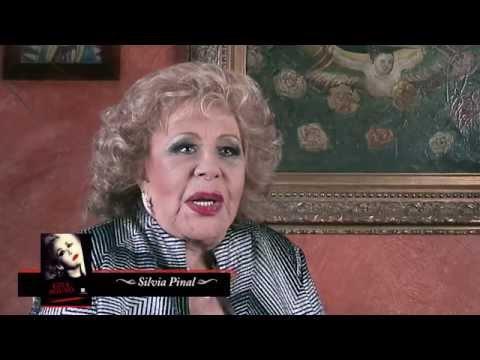 Silvia Pinal recuerda a Pedro Infante