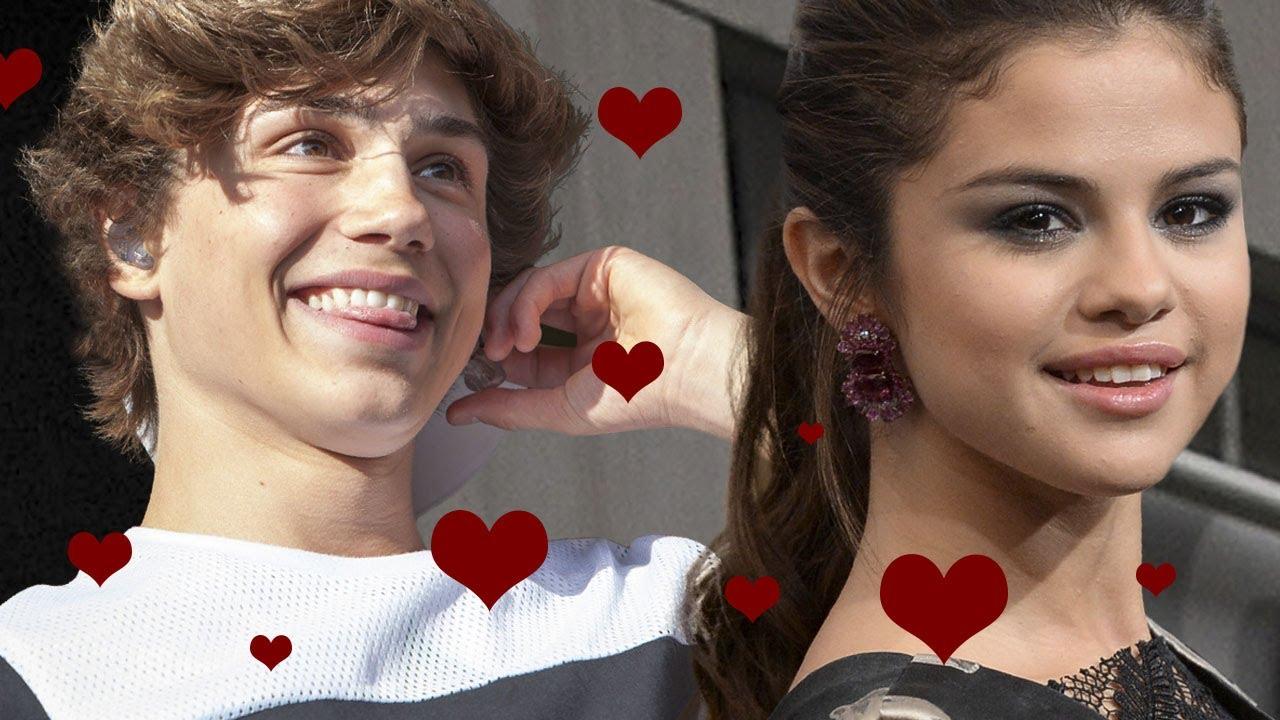 George Shelley And Selena Gomez