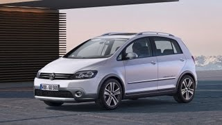 Volkswagen CrossGolf 2011 Videos